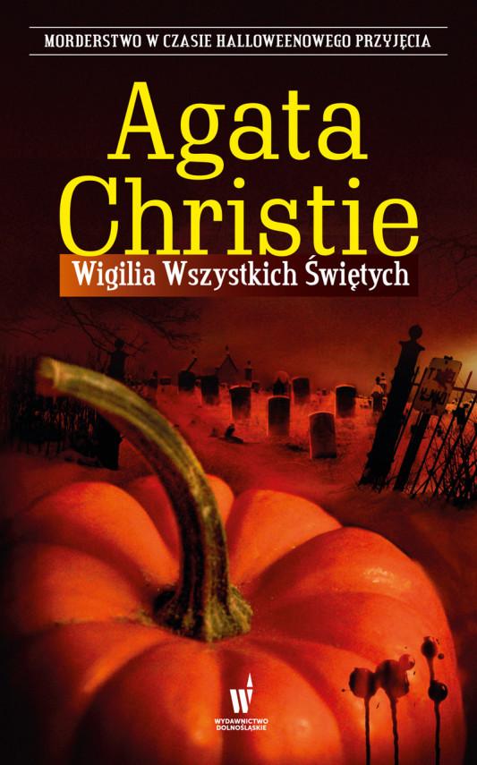 okładka Wigilia Wszystkich Świętychebook   EPUB, MOBI   Agata Christie