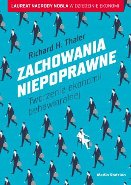 okładka Zachowania niepoprawne, Ebook | Richard H Thaler