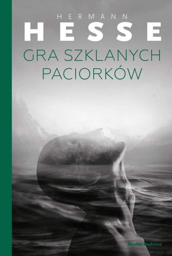 okładka Gra szklanych paciorkówebook | EPUB, MOBI | Hermann  Hesse, Maria Kurecka