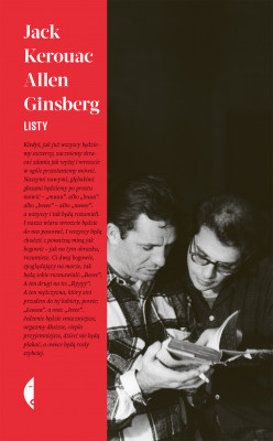 okładka Listy, Ebook | Allen  Ginsberg, Jack Kerouac