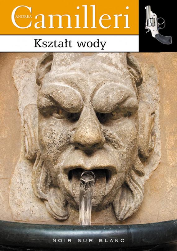 okładka Kształt wodyebook | EPUB, MOBI | Andrea Camilleri