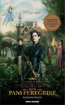okładka Osobliwy dom pani Peregrine, Ebook   Ransom Riggs