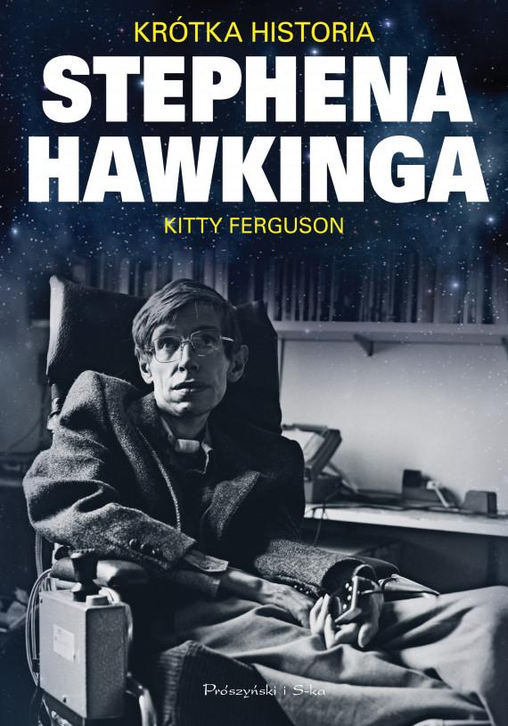 okładka Krótka historia Stephena Hawkingaebook | EPUB, MOBI | Kitty Ferguson