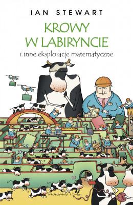 okładka Krowy w labiryncie i inne eksploracje matematyczne, Ebook   Ian Stewart