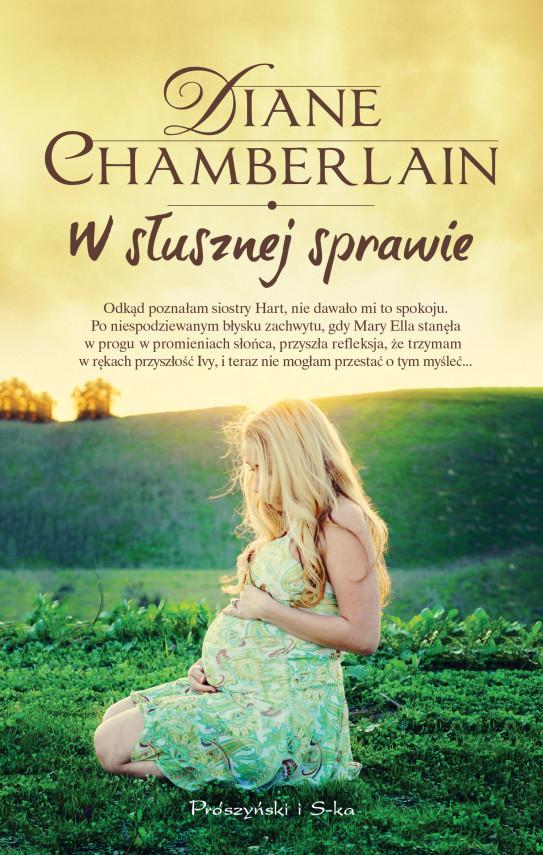 okładka W słusznej sprawieebook | EPUB, MOBI | Diane Chamberlain