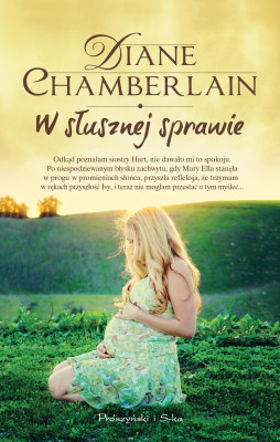 okładka W słusznej sprawie, Ebook | Diane Chamberlain