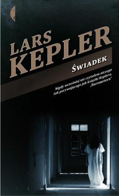 okładka Świadek, Ebook   Lars Kepler