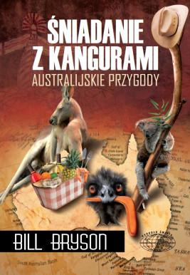 okładka Śniadanie z kangurami. Australijskie przygody, Ebook | Bill Bryson