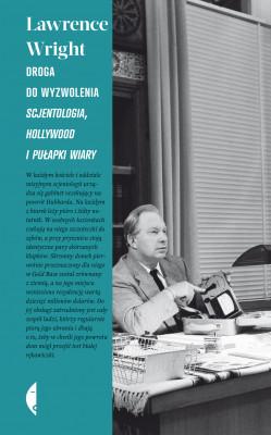 okładka Droga do wyzwolenia. Scjentologia, Hollywood i pułapki wiary, Ebook | Lawrence Wright