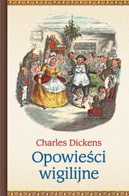 okładka Opowieści wigilijne, Ebook | Charles Dickens