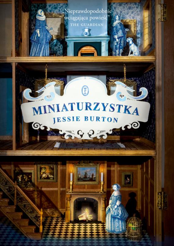 okładka Miniaturzystkaebook | EPUB, MOBI | Jessie Burton, Anna  Sak