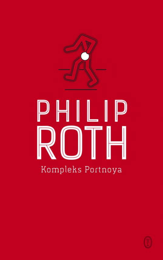 okładka Kompleks Portnoyaebook | EPUB, MOBI | Philip Roth, Anna  Kołyszko