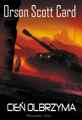 okładka Cień Olbrzyma, Ebook | Orson Scott Card