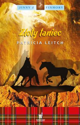 okładka Jinny z Finmory (Tom 9). Złoty taniec, Ebook | Patricia Leitch
