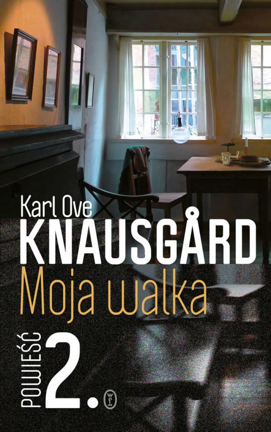 okładka Moja walka. Księga 2ebook   EPUB, MOBI   Karl Ove Knausgård, Iwona Zimnicka