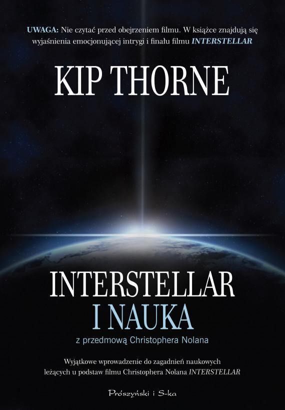 okładka Interstellar i naukaebook | EPUB, MOBI | Kip Thorne