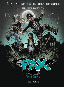 okładka PAX. Tom 3. Bjera, Ebook | Asa Larsson, Ingela Korsell