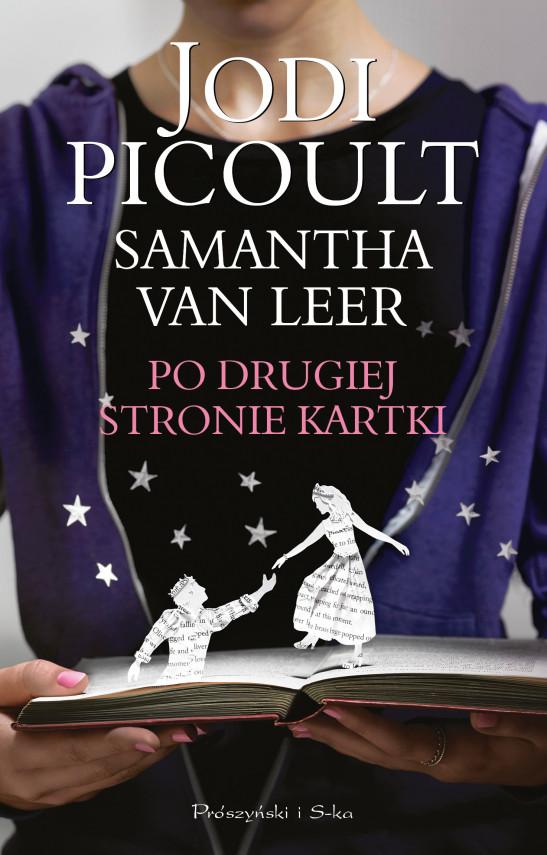 okładka Po drugiej stronie kartkiebook   EPUB, MOBI   Jodi Picoult, Samantha van Leer
