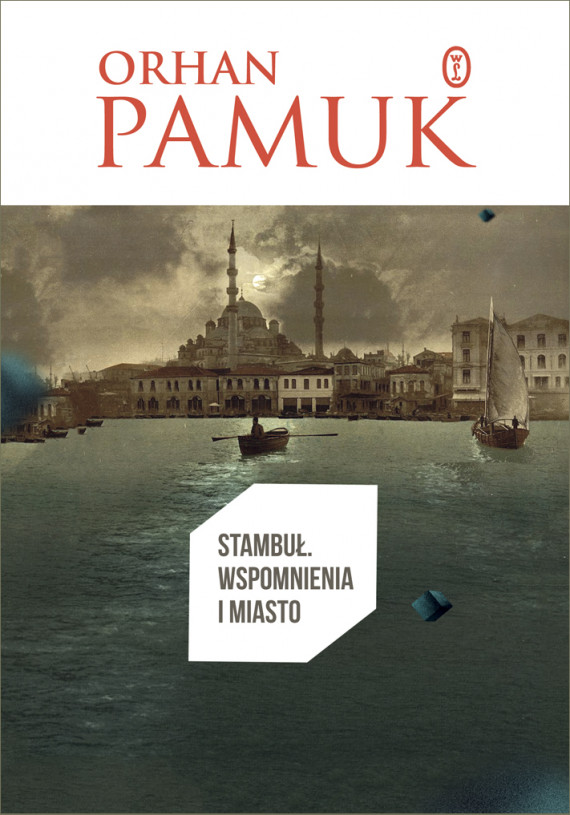okładka Stambuł. Wspomnienia i miastoebook   EPUB, MOBI   Orhan Pamuk, Anna Polat
