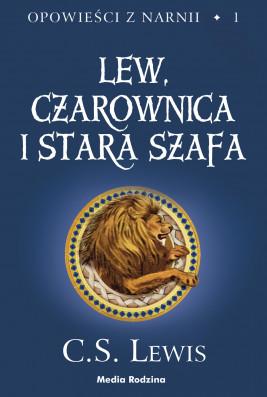 okładka Opowieści z Narnii (#1). Opowieści z Narnii. Tom 1. Lew, Czarownica i stara szafa, Ebook   C.S. Lewis