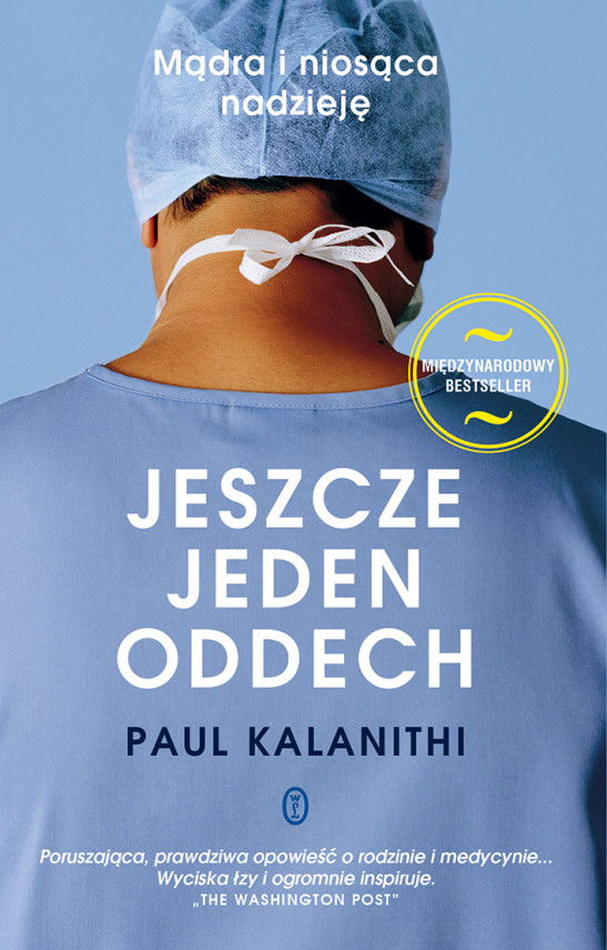 okładka Jeszcze jeden oddechebook | EPUB, MOBI | Paul Kalanithi