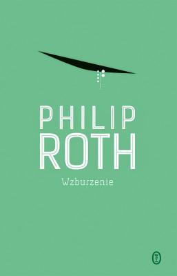 okładka Wzburzenie, Ebook | Philip Roth
