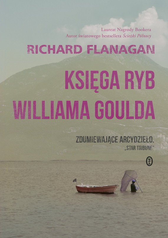 okładka Księga ryb Williama Gouldaebook | EPUB, MOBI | Richard Flanagan