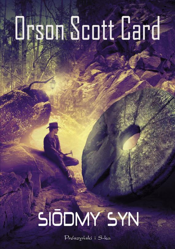 okładka Siódmy synebook | EPUB, MOBI | Orson Scott Card