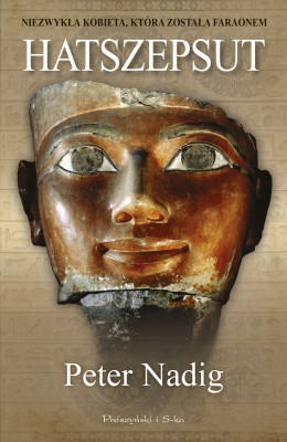 okładka Hatszepsut, Ebook | Peter Nadig