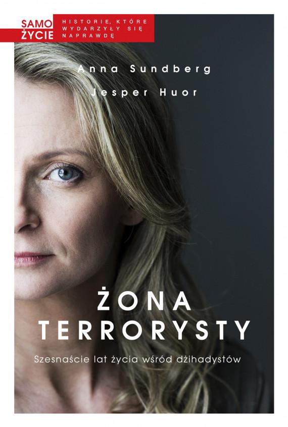 okładka Żona terrorystyebook | EPUB, MOBI | Inga Sawicka, Anna Sundberg, Jesper Huor