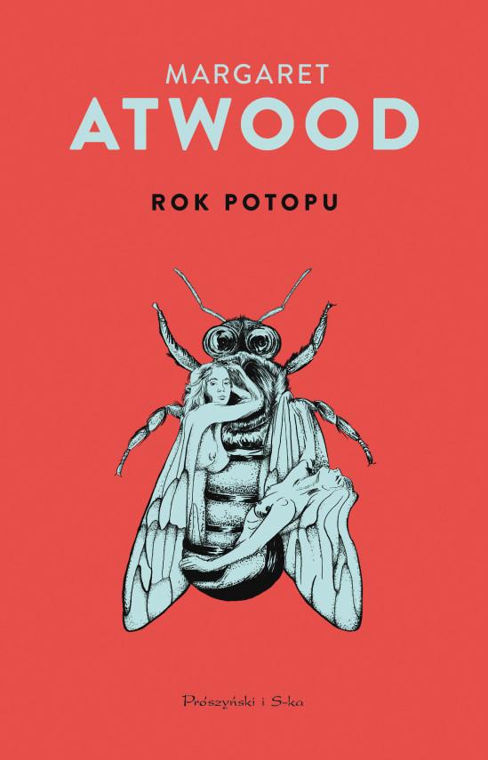 okładka Rok Potopuebook   EPUB, MOBI   Margaret Atwood