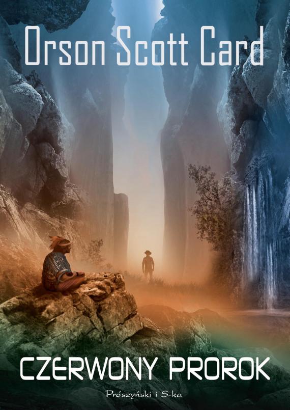 okładka Czerwony prorokebook   EPUB, MOBI   Orson Scott Card