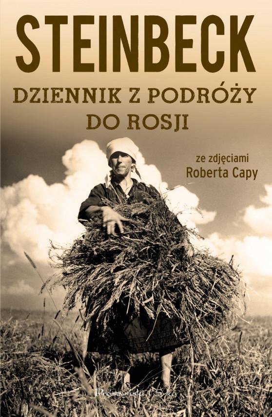 okładka Dziennik z podróży do Rosjiebook   EPUB, MOBI   John Steinbeck