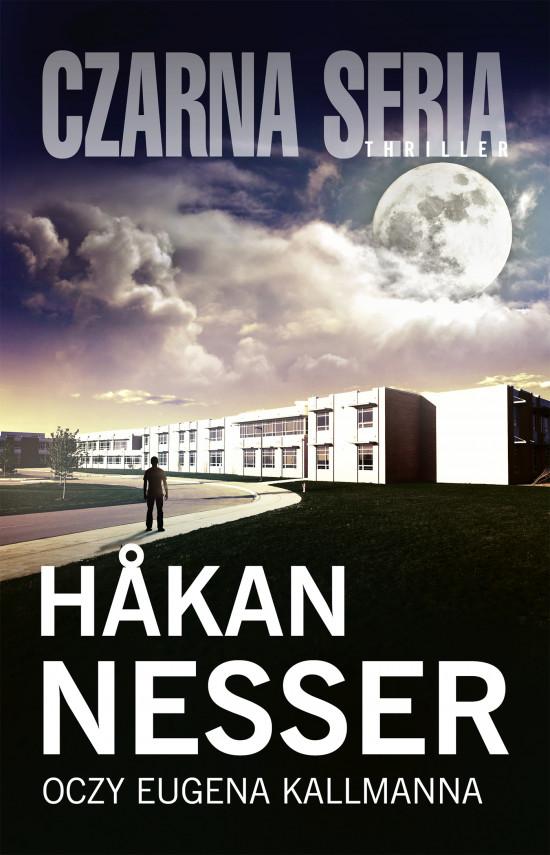 okładka Oczy Eugena Kallmannaebook | EPUB, MOBI | Håkan Nesser, Małgorzata Kłos