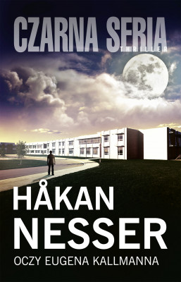 okładka Oczy Eugena Kallmanna, Ebook   Håkan Nesser