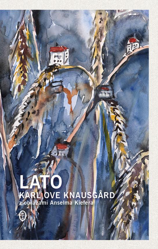 okładka Latoebook | EPUB, MOBI | Karl Ove Knausgård, Milena Skoczko, Anselm Kiefer