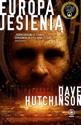 okładka Europa jesienią, Ebook | Dave Hutchinson