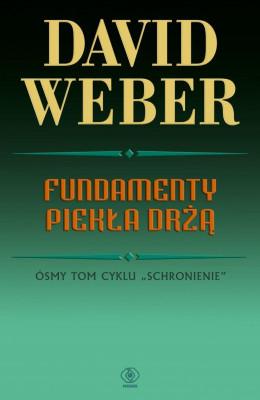 okładka Fundamenty piekła drżą, Ebook | David Weber
