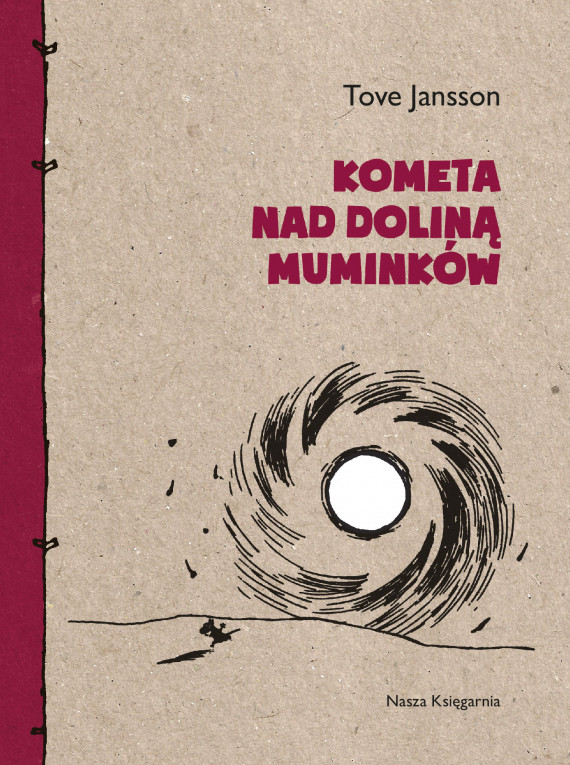 okładka Kometa nad Doliną Muminkówebook | EPUB, MOBI | Tove Jansson, Teresa Chłapowska