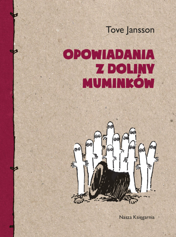 okładka Opowiadania z Doliny Muminkówebook | EPUB, MOBI | Tove Jansson, Irena Szuch-Wyszomirska