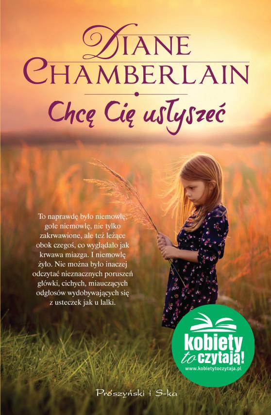 okładka Chcę Cię usłyszećebook | EPUB, MOBI | Diane Chamberlain