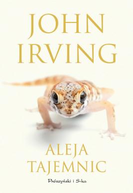 okładka Aleja tajemnic, Ebook | John Irving
