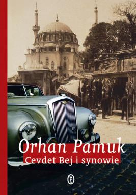okładka Cevdet Bej i synowie, Ebook   Orhan Pamuk