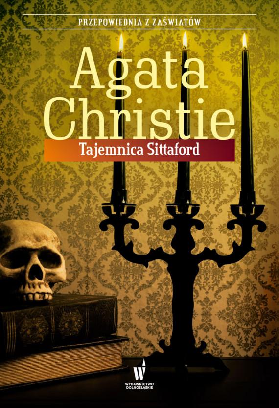 okładka Tajemnica Sittafordebook   EPUB, MOBI   Agata Christie