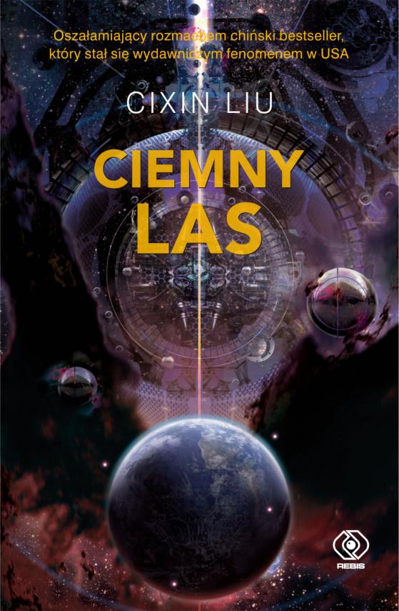 okładka Wspomnienie o przeszłości Ziemi (#2). Ciemny lasebook | EPUB, MOBI | Andrzej Jankowski, Cixin Liu