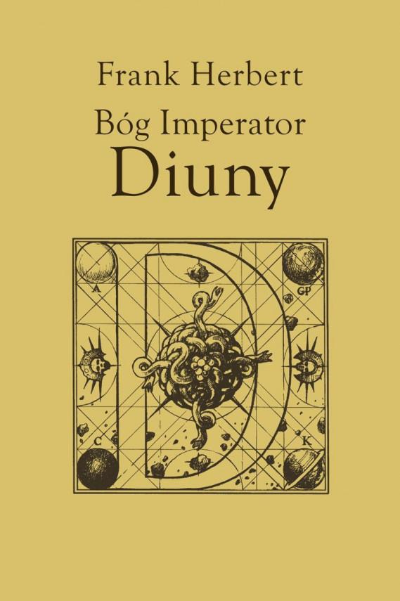 okładka Kroniki Diuny (#4). Bóg. Imperator Diunyebook   EPUB, MOBI   Frank Herbert