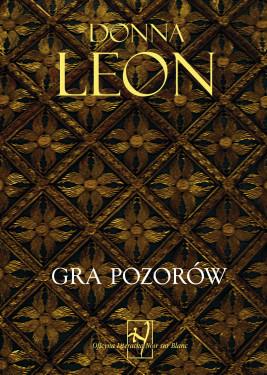 okładka Gra pozorów, Ebook   Donna Leon
