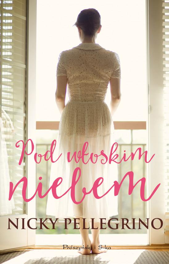okładka Pod włoskim niebemebook   EPUB, MOBI   Nicky Pellegrino