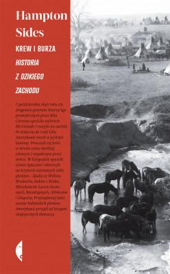 okładka Krew i burza. Historia z Dzikiego Zachodu, Ebook | Hampton Sides
