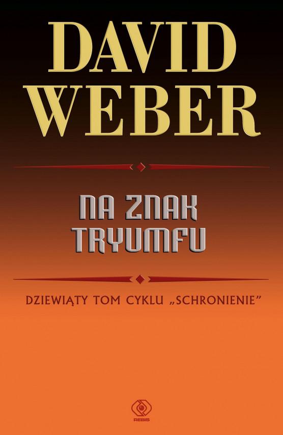 okładka Na znak tryumfuebook | EPUB, MOBI | David Weber, Robert J. Szmidt